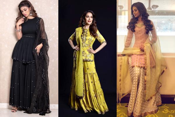 Diwali 2019: THESE are the type of Ghararas that you can wear this festive season
