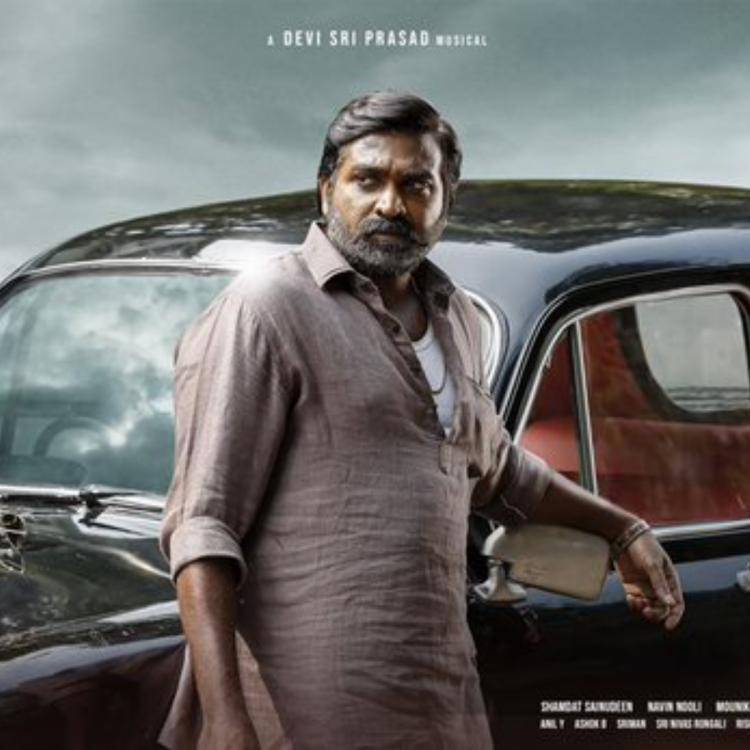 Uppena: Vijay Sethupathi's first look as Rayanam in Vaishnav Tej starrer is extremely profound