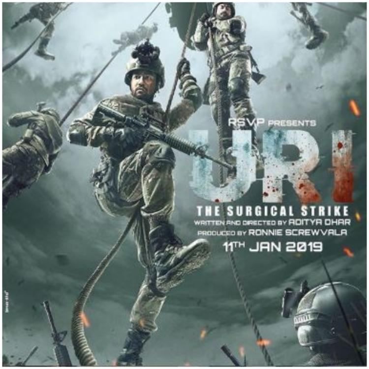 Uri: The Surgical Strike inches close to Rs 250 crore mark at the box office