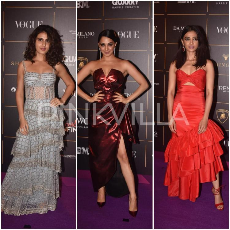 Photos,radhika apte,Kiara Advani,fatima sana shaikh,Vogue Women Of The Year Awards
