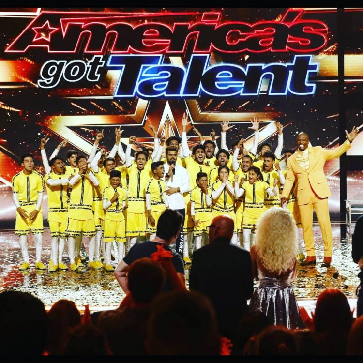 V Unbeatable is all set to dance on a Ranveer Singh song in the finale of America's Got Talent