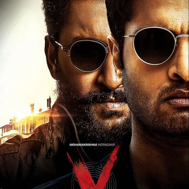 V: Makers of the Nani starrer to release its teaser on THIS date; Find Out