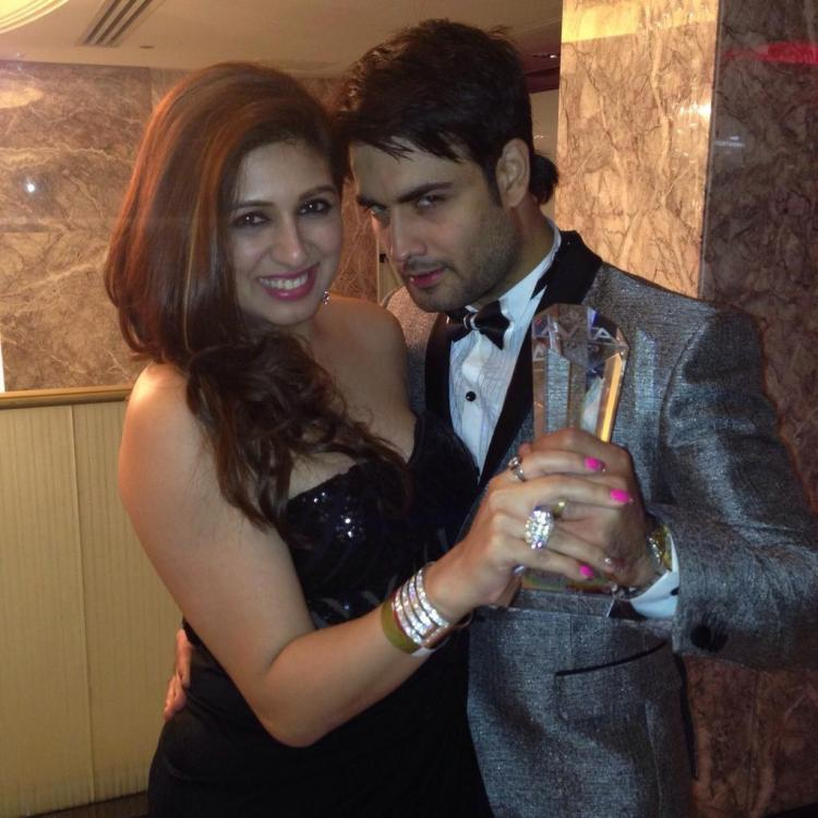 Vivian Dsena and Vahbiz's Dorabjee's divorce is holding up because of the alimony amount? The latter reacts