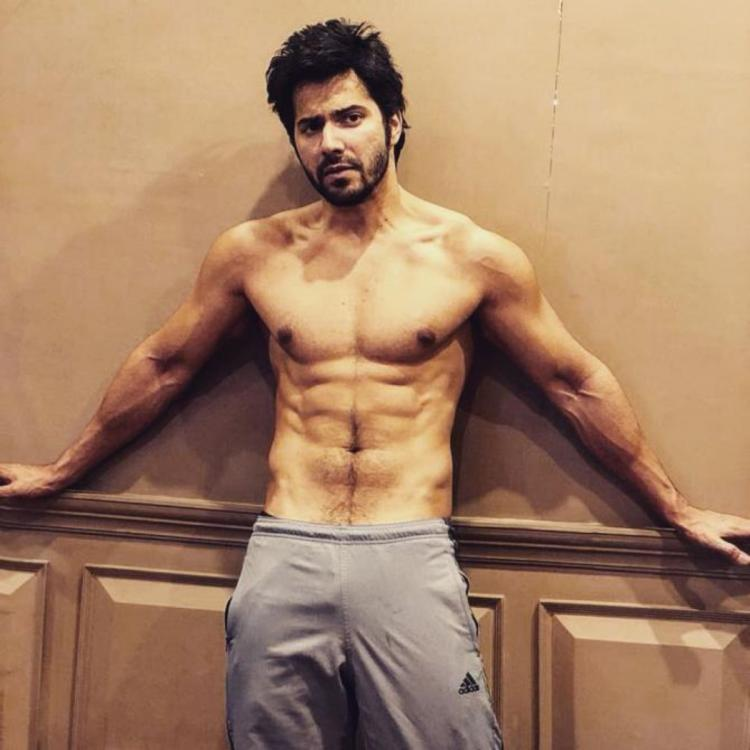 Happy Birthday Varun Dhawan: 10 pictures and videos of the actor that will give your major fitness goals