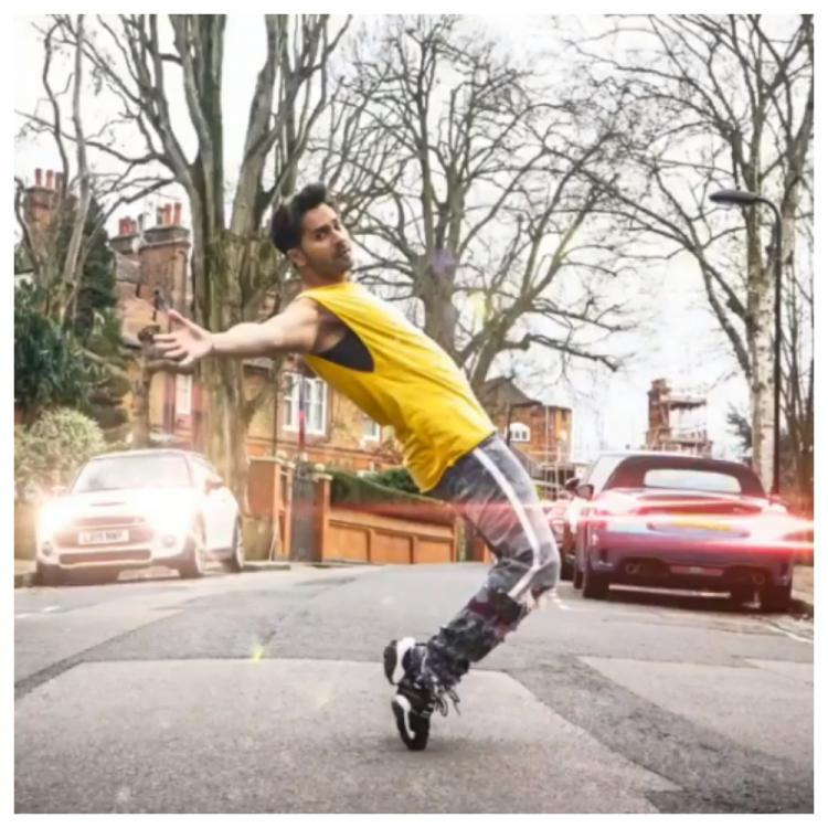 News,Varun Dhawan,Street Dancer 3D