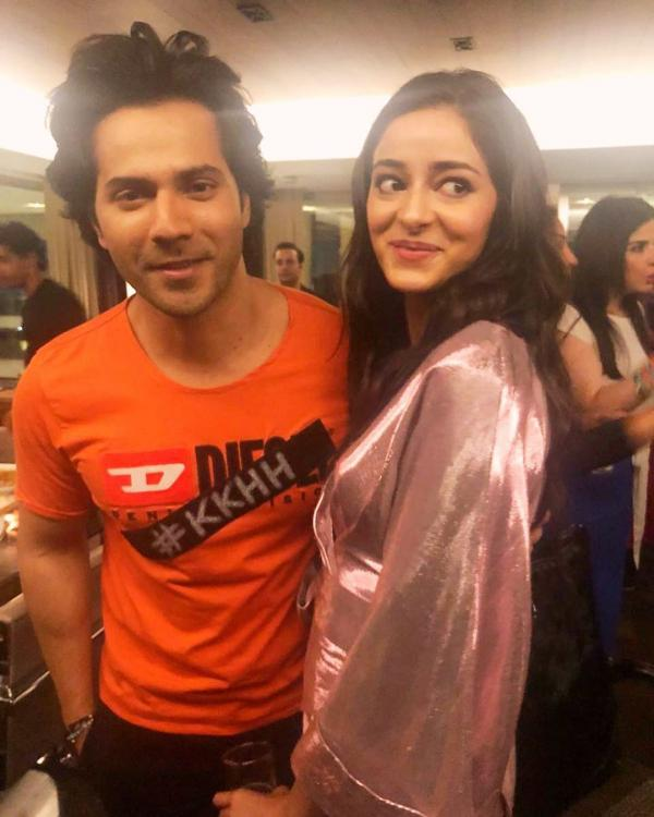 News,Varun Dhawan,Student Of The Year 2,Ananya Panday