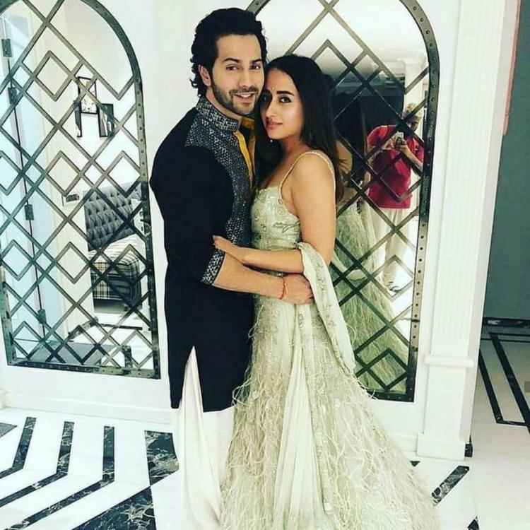 Varun Dhawan & Natasha Dalal to have a Bollywood style wedding in Bali or Phuket? Details Inside