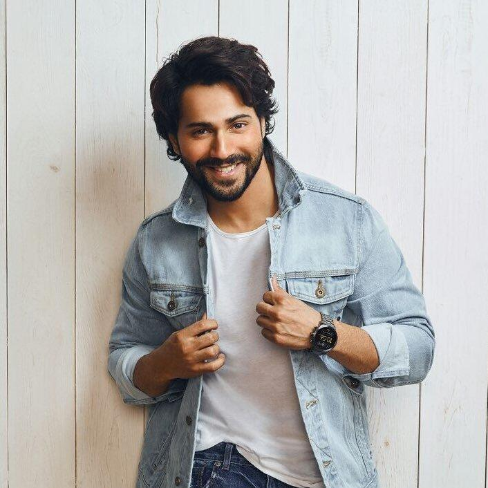 Varun Dhawan: Excited about the films I have lined up; another big film will be announced soon