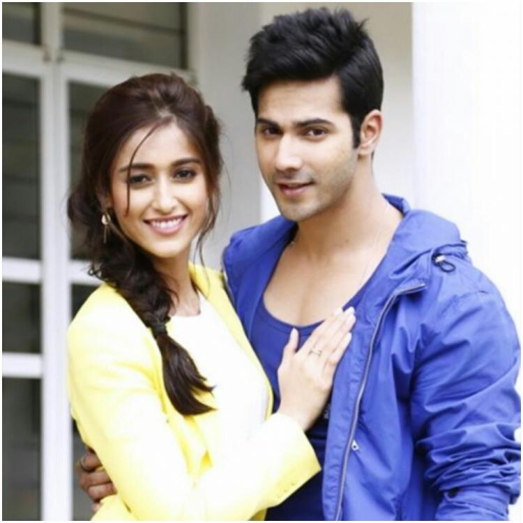 Varun Dhawan shares a throwback pic with Ileana D'Cruz and wishes his Main Tera Hero co star on her birthday