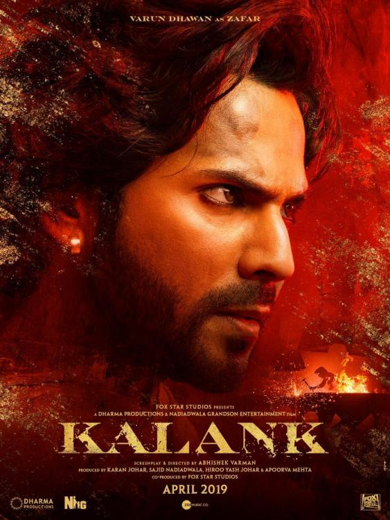 Varun Dhawan leaves from London for Mumbai to launch the teaser of Kalank; Watch Video