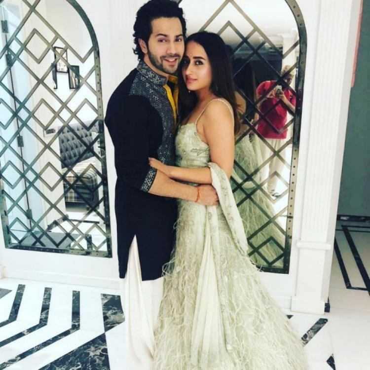 What? Have Varun Dhawan and Natasha Dalal already exchanged rings in an intimate ceremony?