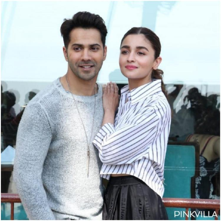 Here's how Varun Dhawan reacted to Alia Bhatt's song Prada with The Doorbeen; Check it out