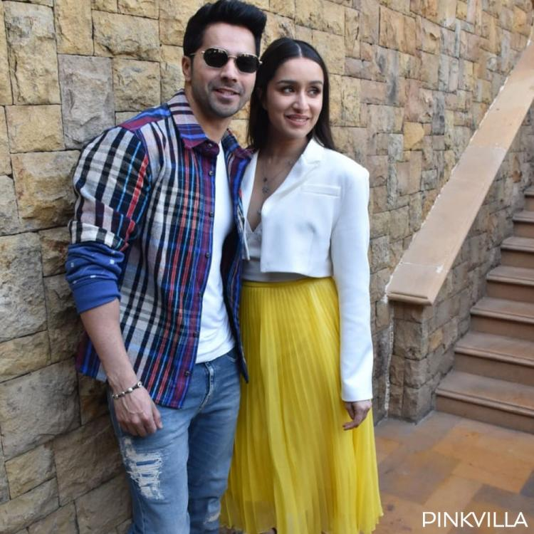 PHOTOS: Street Dancer 3D couple Shraddha Kapoor and Varun Dhawan exude charm as they step out for promotions