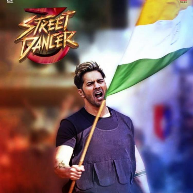 Varun Dhawan REVEALS details about his upcoming film Street Dancer 3D with Shraddha Kapoor; Read on