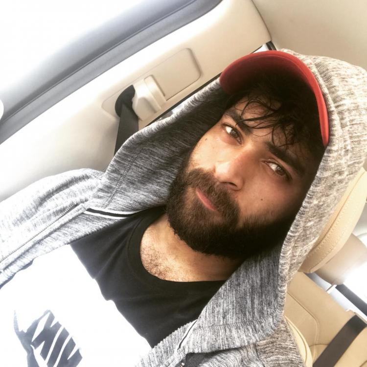 Tollywood star Varun Tej Konidela meets with a car accident; escapes unhurt