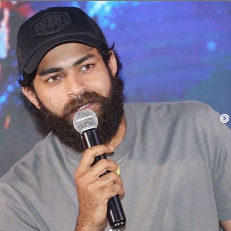 Varun Tej talks about his preparation for upcoming sports drama; Says 'Required to change myself physically'