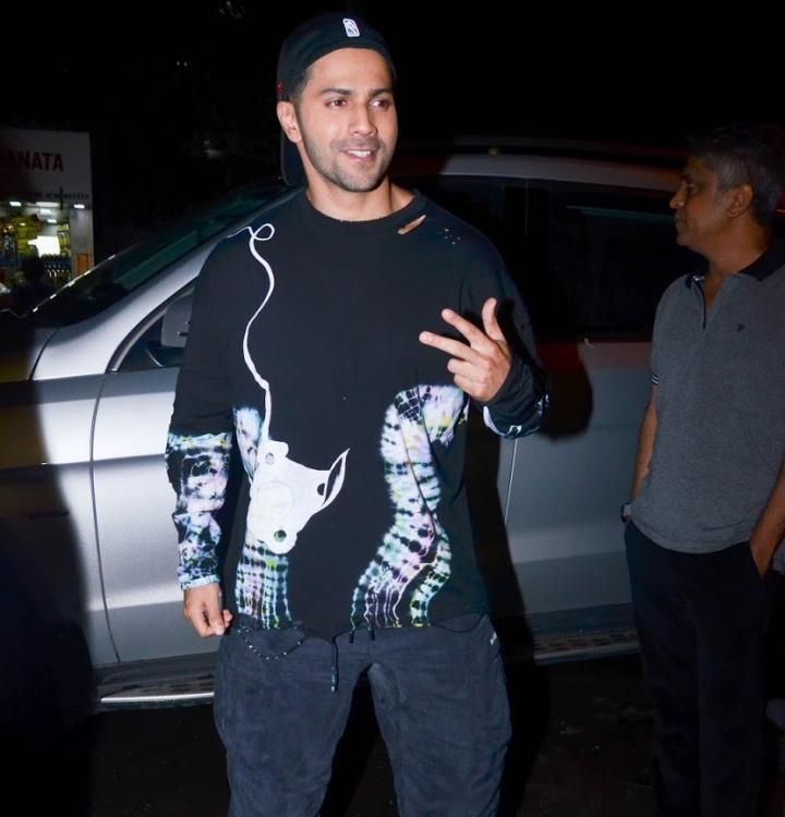 Varun Dhawan says hip hop is one genre that is very close to him