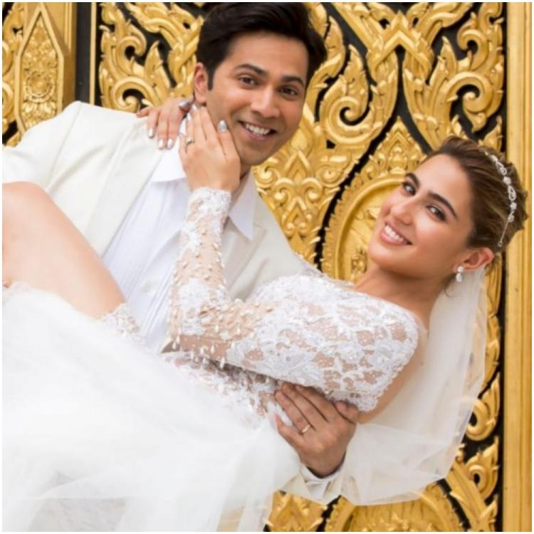 Varun Dhawan and Sara Ali Khan to shoot a romantic song in Goa for Coolie No 1; Deets Inside