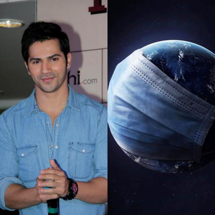 Varun Dhawan has an important message for everyone as the world fights Coronavirus; View Post