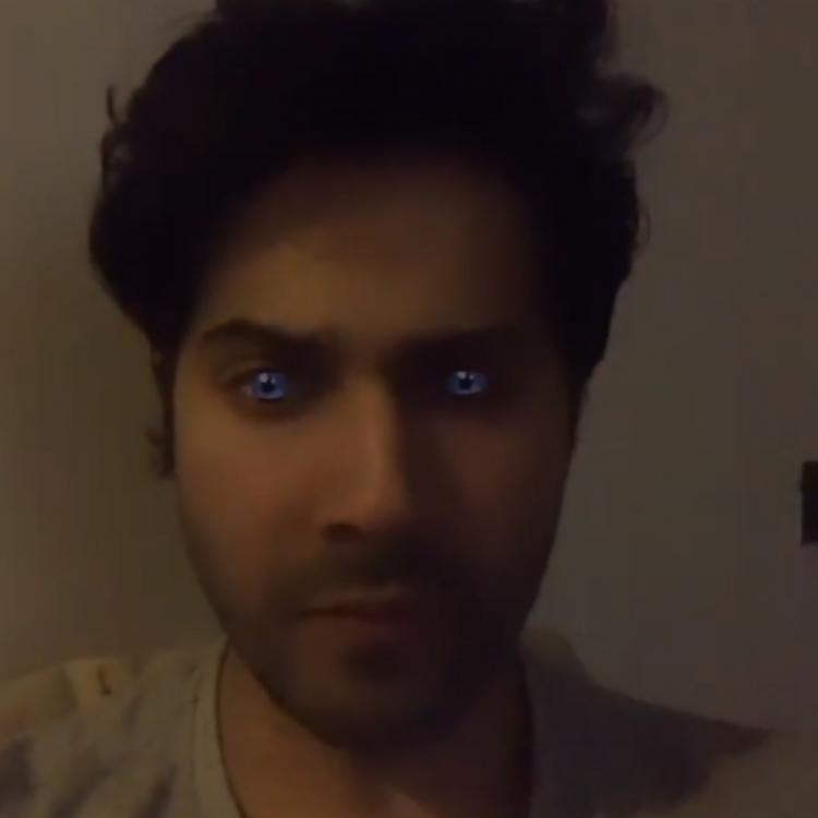 Varun Dhawan's latest post reminds us of White Walker from Game Of Thrones; Watch Video