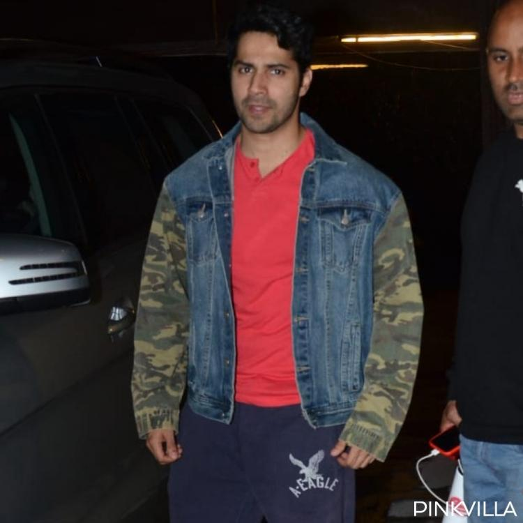 PHOTOS: Street Dancer 3D actor Varun Dhawan looks all pumped up as he heads out of the gym