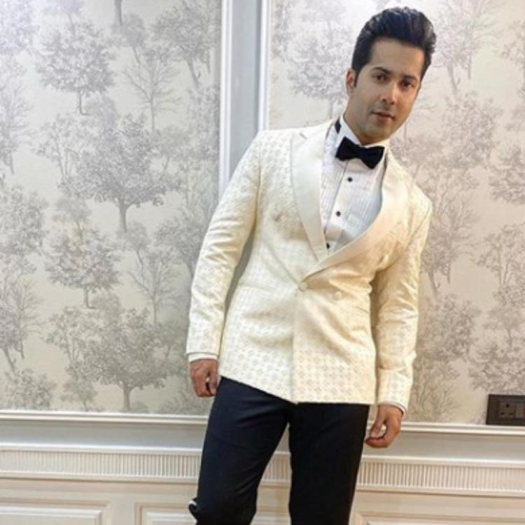 PHOTO: Varun Dhawan gives us the perfect retro feels as he suits up in black and white