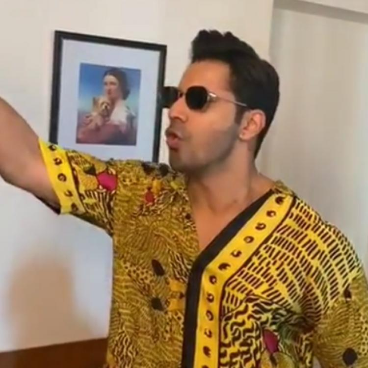 Street Dancer 3D: Varun Dhawan trying to lip sync a song from the movie is unmissable; WATCH Video