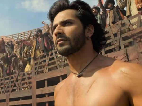 Kalank teaser: Varun Dhawan is overwhelmed with all the love post the launch; thanks fans with a video