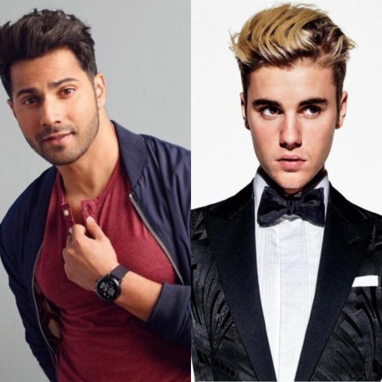 Varun Dhawan reveals THIS song of Justin Bieber is on TOP of his playlist; Find Out