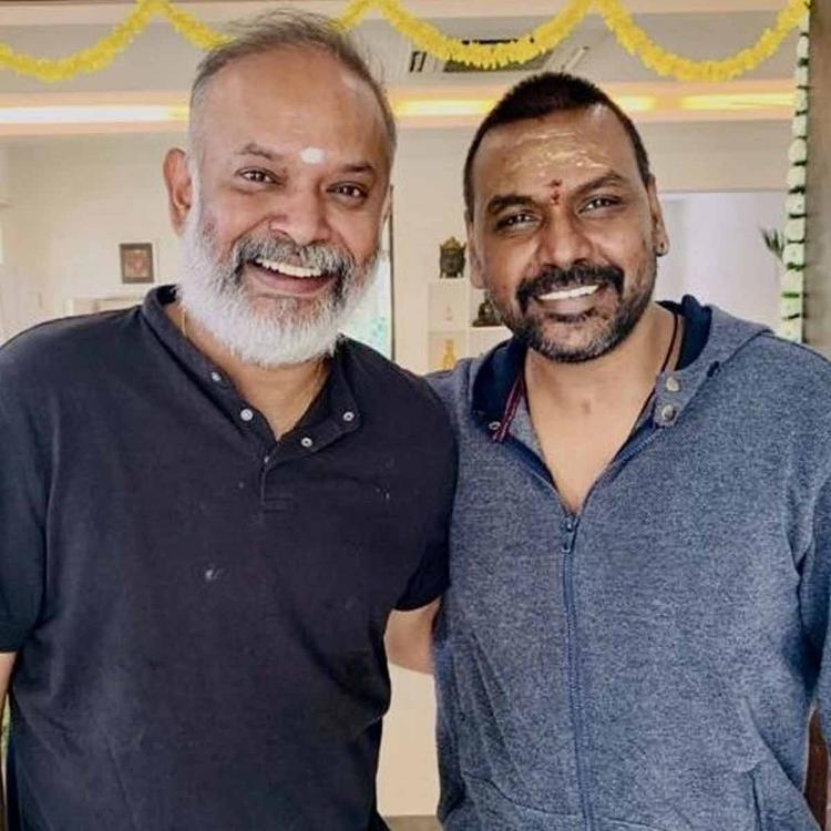Venkat Prabhu's next project might be with Raghava Lawrence? Find Out