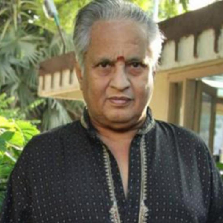 Veteran filmmaker Visu passes away at his home in Chennai