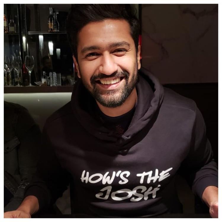WATCH: This VIRAL dance rehearsal video of Vicky Kaushal is a sight to behold; Check it out