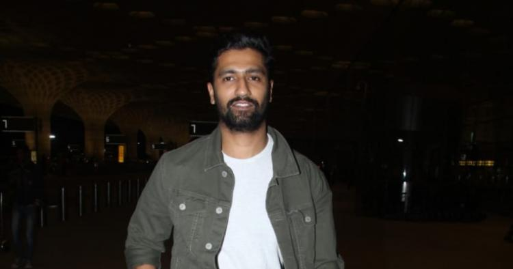 Vicky Kaushal has THIS to say to a troll that called him out for Nepotism