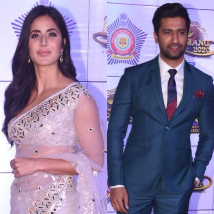 Umang 2020: Katrina Kaif, Vicky Kaushal & Janhvi Kapoor look their fashionable best at the event