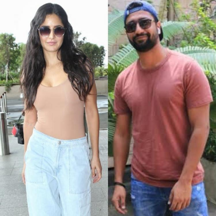 Vicky Kaushal on paparazzi's attention on Katrina Kaif and him: It's important that I guard the good things