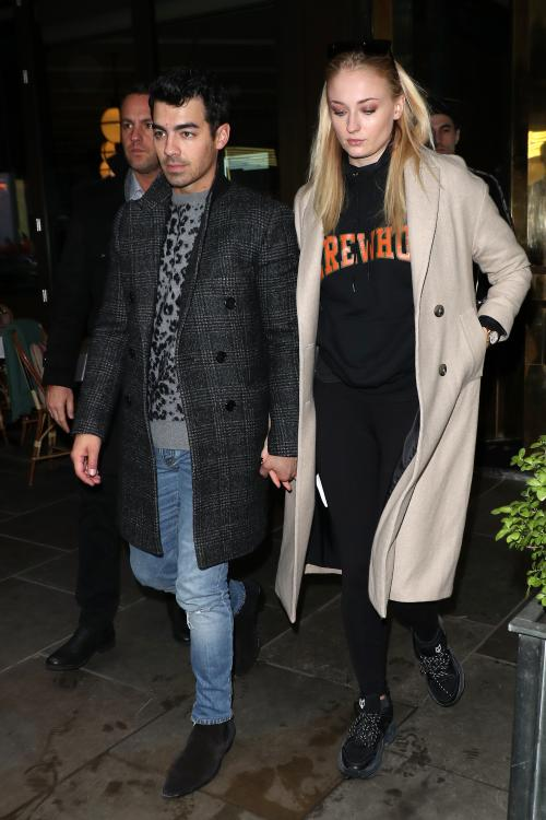 Sophie Turner is loving her time while on quarantine period, due to the coronavirus, with Joe Jonas.