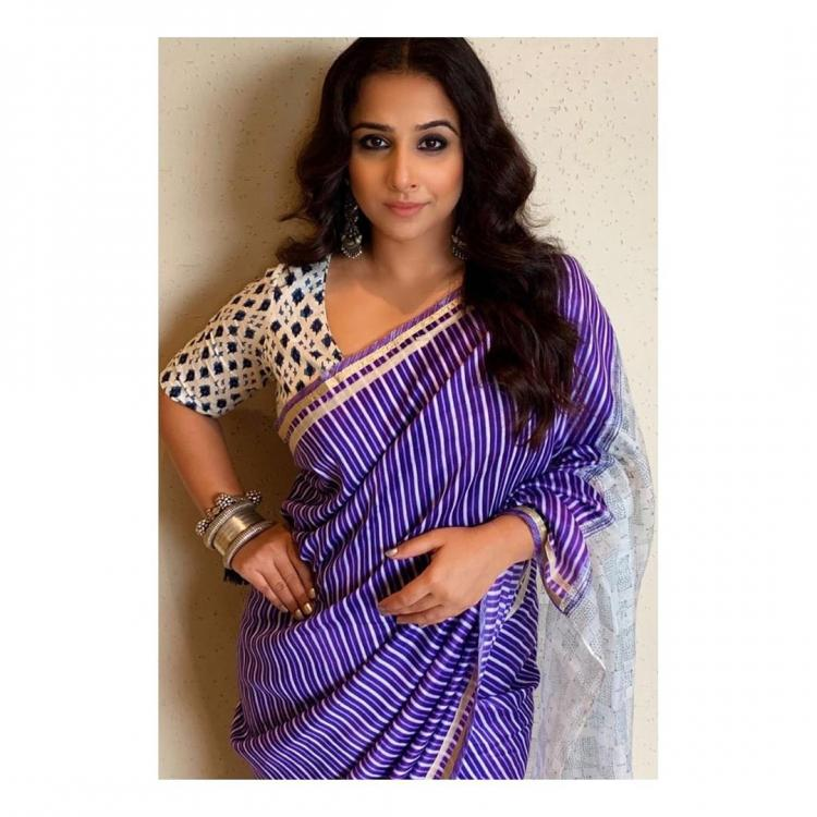 Vidya Balan says she loves comedy films and reveals her favorite movies
