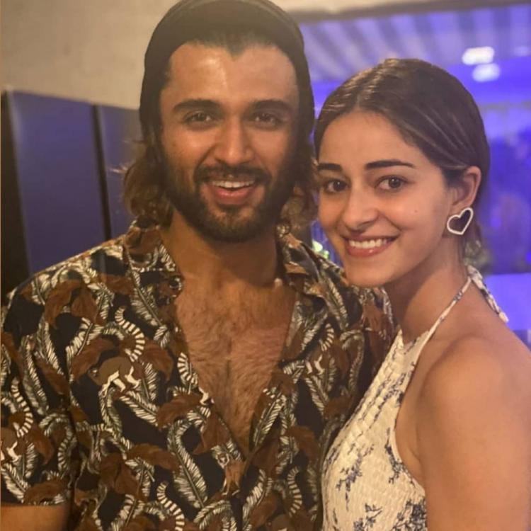 Ananya Panday is in awe of co star Vijay Deverakonda's persona: 'I have yet to meet someone so grounded'
