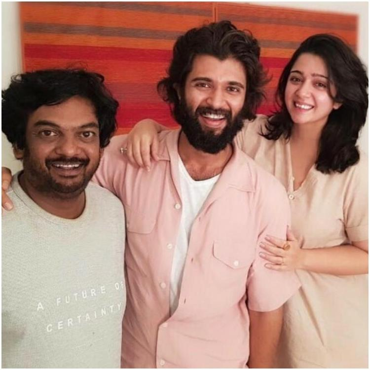 Charmme Kaur,Vijay Devarakonda,South,Puri Jagannath,Puri Connects
