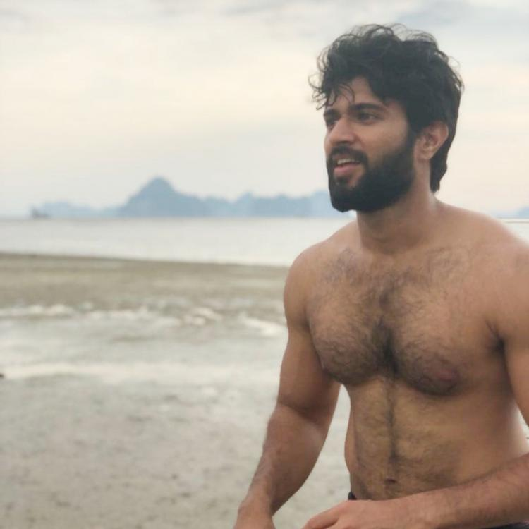Vijay Deverakonda to flaunt six pack abs for his upcoming film Fighter