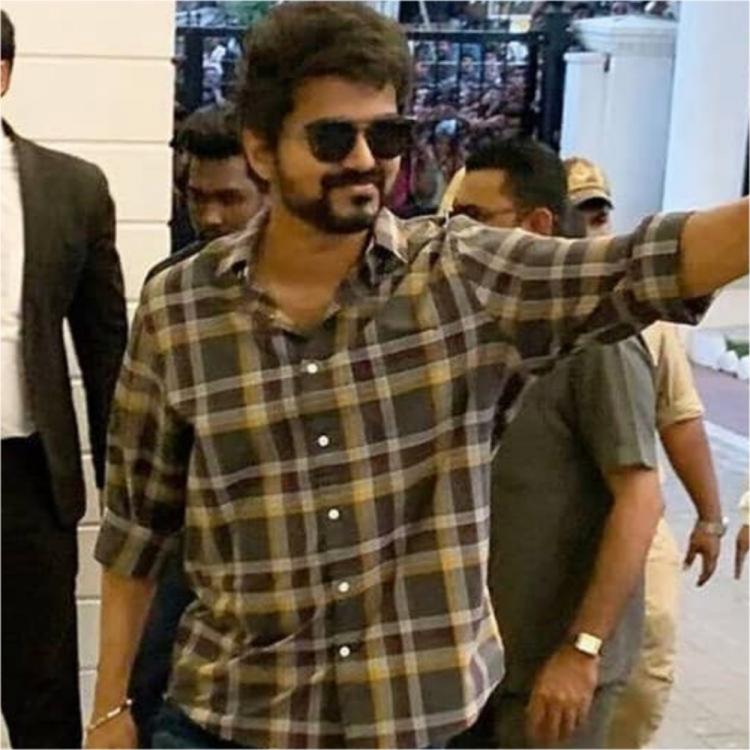 Thalapathy Vijay to collaborate with Master director Lokesh Kanagaraj again for his 65th film; DEETS inside
