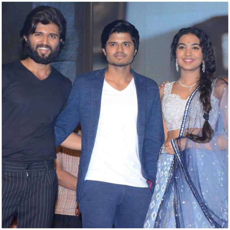 Vijay Deverakonda: During my struggling days in the industry, Anand used to take care of the family