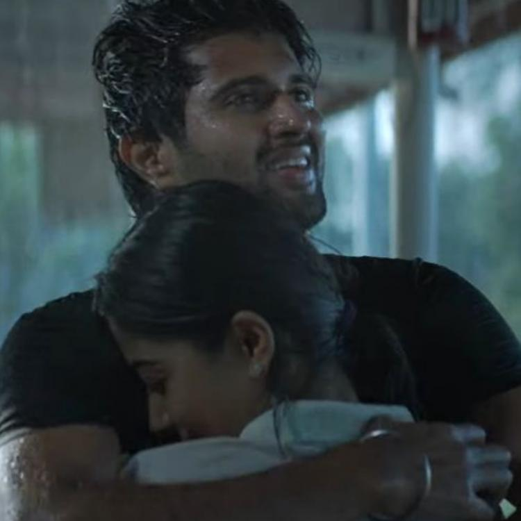 Vijay Deverakonda reacts to kissing scenes with Rashmika: Whenever I read liplock, I'm like what the f**k?