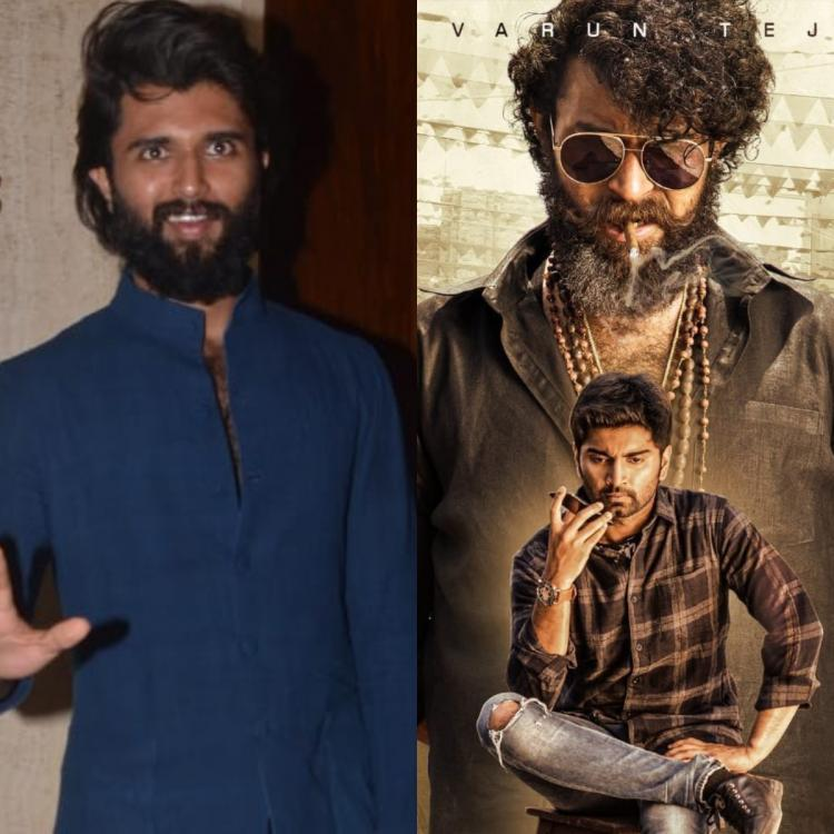 Vijay Deverakonda calls it 'Unfortunate' as Valmiki's title gets changed to Gaddalakonda Ganesh before release