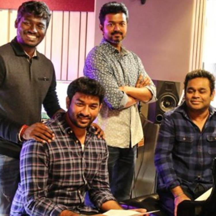 AR Rahman,Thalapathy Vijay,South,Bigil