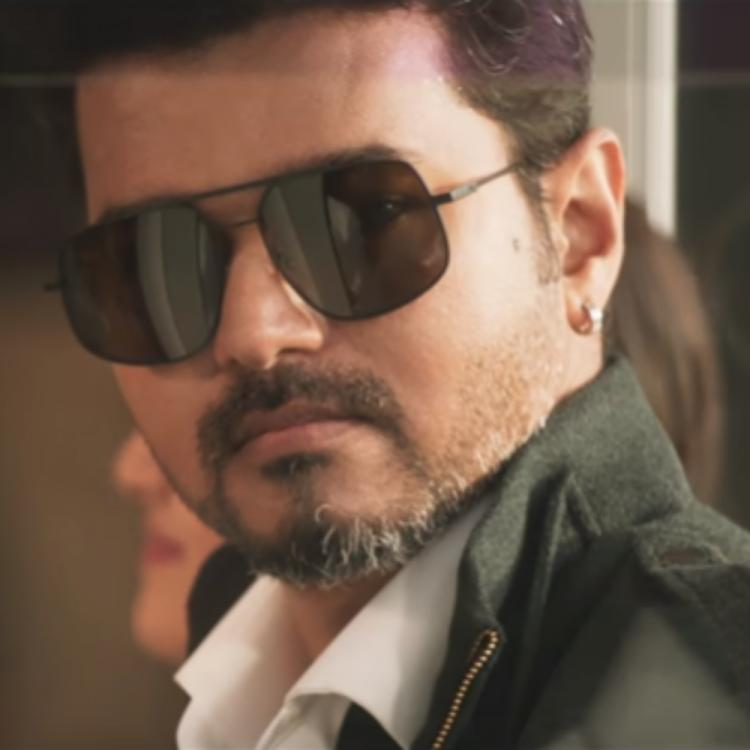 Vijay's movie Thalapathy 63's first look to be launched on his birthday; fans start a new trend on Twitter