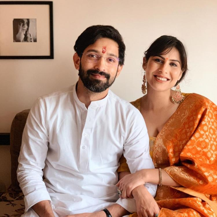 Chhapaak actor Vikrant Massey confirms getting engaged to girlfriend Sheetal Thakur in a private ceremony