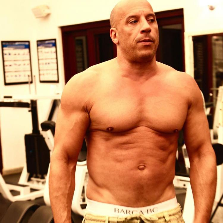 Thanksgiving 2019: Vin Diesel flaunts JAW DROPPING dad bod while spilling the beans on Fast & Furious 9