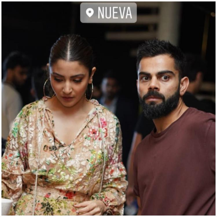 Anushka Sharma parties with husband Virat Kohli and RCB players, declares THIS man to be the hottest