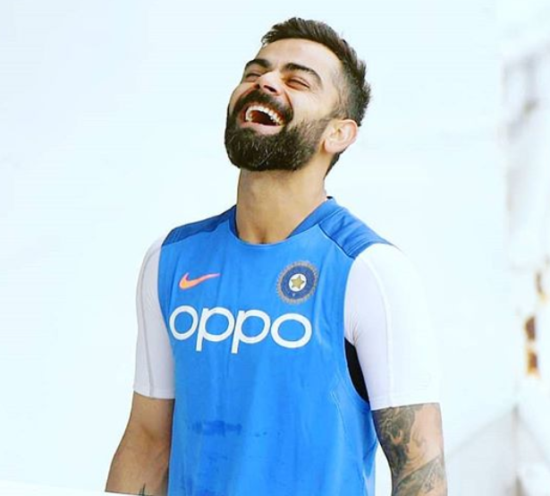 Indian captain Virat Kohli only cricketer in Forbes highest-paid athletes